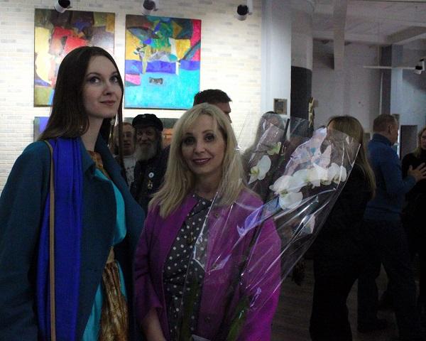 Выставка Ларисы Белимы (фото 32). Арт-Релиз.РФ
