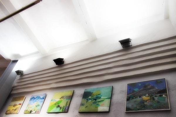Выставка Ларисы Белимы (фото 4) Арт-Релиз.РФ