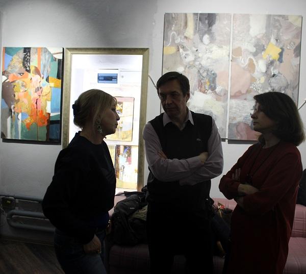Выставка Ларисы Белимы (фото 8) Арт-Релиз.РФ