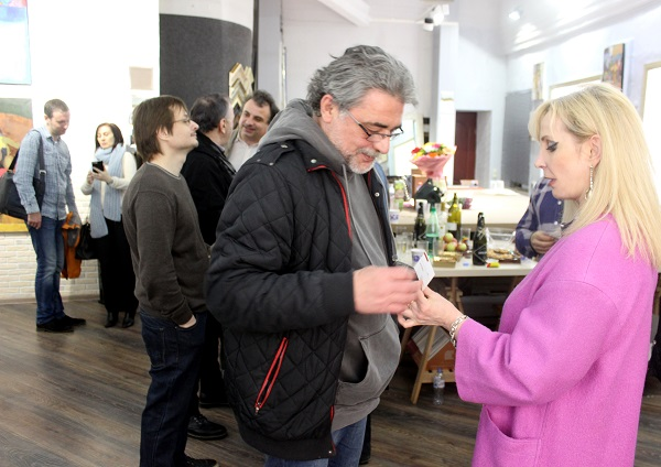 Выставка Ларисы Белимы (фото 9) Арт-Релиз.РФ