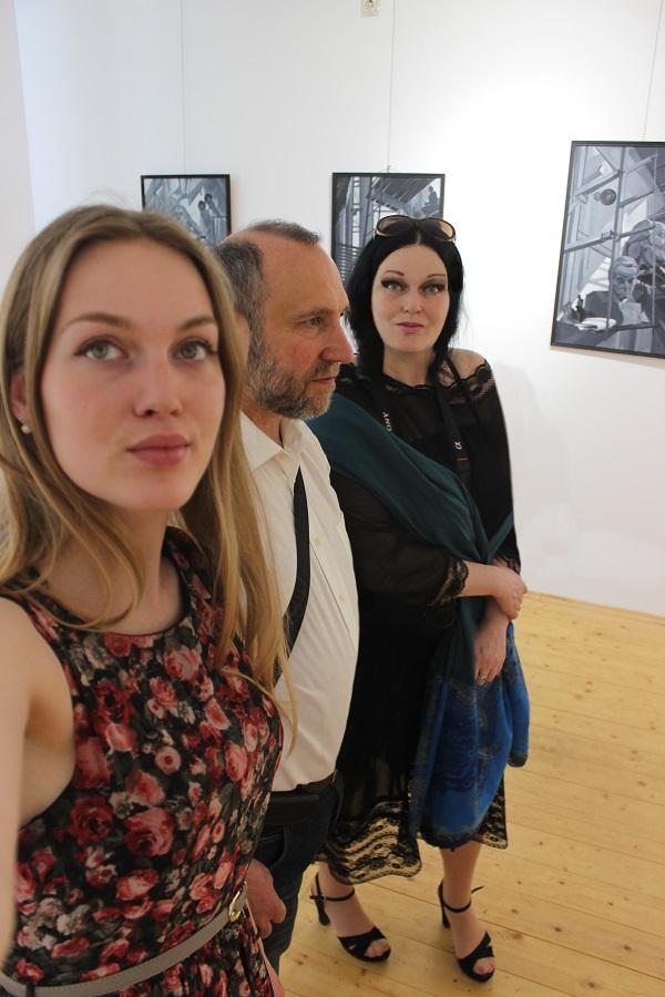 Выставка Рябичевых АРТ-Релиз.РФ