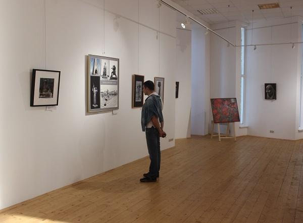 Выставка Рябичевых (фото 11) АРТ-Релиз.РФ