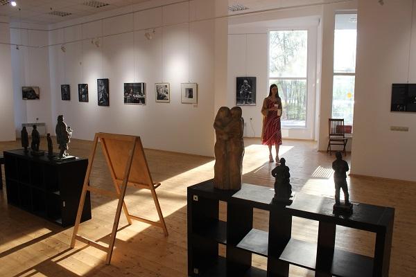 Выставка Рябичевых (фото 14) АРТ-Релиз.РФ