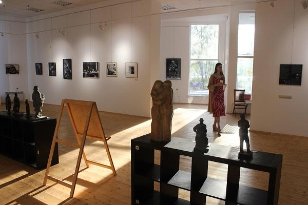 Выставка Рябичевых (фото 15) АРТ-Релиз.РФ