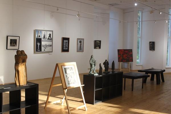 Выставка Рябичевых (фото 21) АРТ-Релиз.РФ