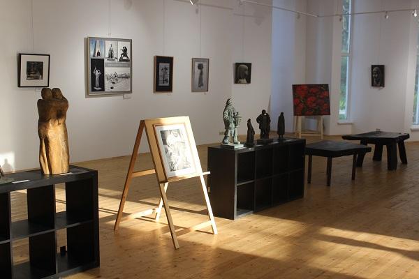 Выставка Рябичевых (фото 22) АРТ-Релиз.РФ