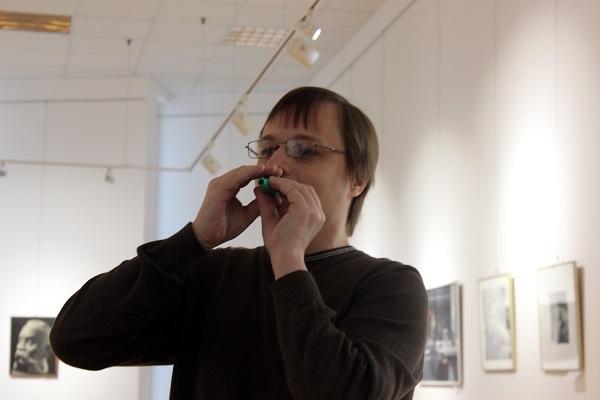 Выставка Рябичевых (фото 24) АРТ-Релиз.РФ