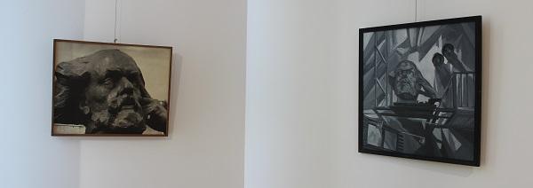 Выставка Рябичевых (фото 6) АРТ-Релиз.РФ