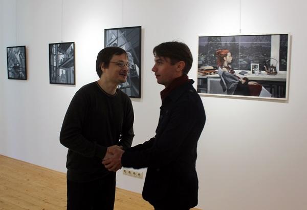 Выставка Рябичевых (фото 7) АРТ-Релиз.РФ