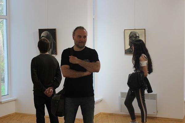 Выставка Рябичевых (фото 8) АРТ-Релиз.РФ