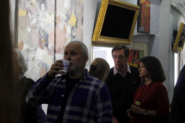 выставка Ларисы Белимы (фото 6) Арт-Релиз.РФ