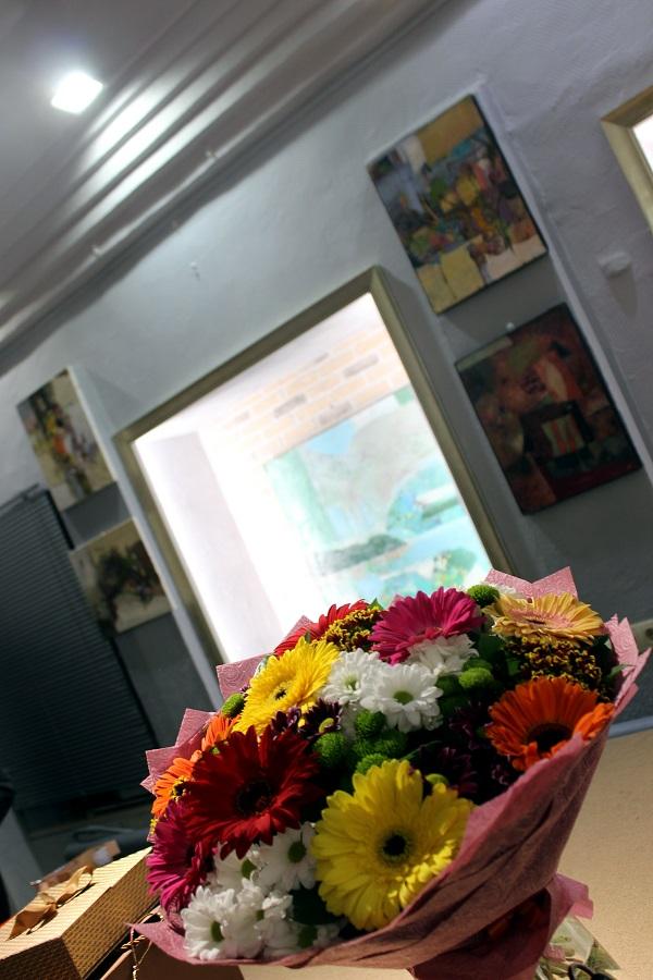выставка Ларисы Белимы (фото 7) Арт-Релиз.РФ