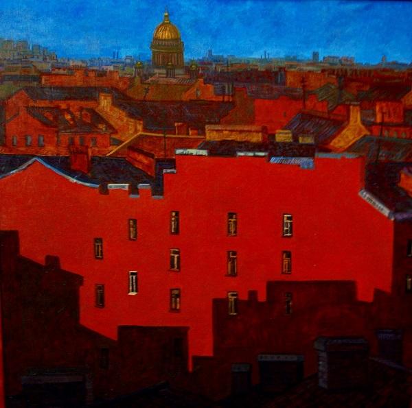 Анна Родинова  Выставка «Street stories»  14 июня – 01 июля 2018 года  Центральный дом художника, Крымский вал, 10  3 этаж, 17 зал