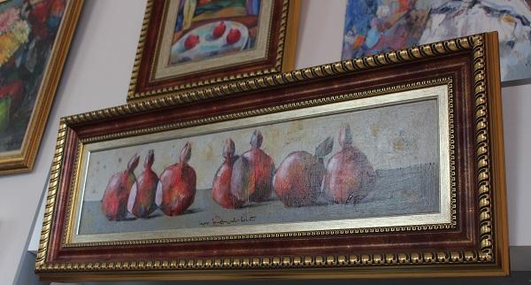 АртДрезден Выставка Кофе с гранатом фото 5  Арт-Релиз.РФ