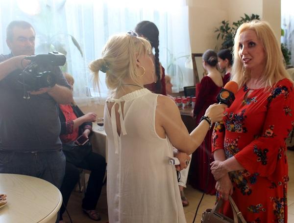 АртДрезден Лариса Белима интервью фото 2  Арт-Релиз.РФ