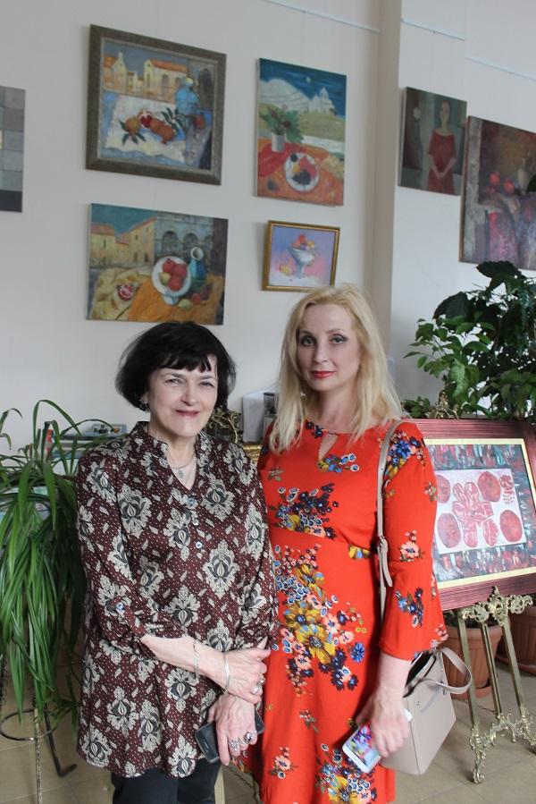 АртДрезден Лариса Белима и Ольга Победова  Арт-Релиз.РФ