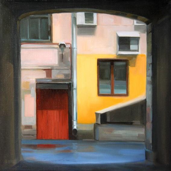 Ирина Богданова   Выставка «Street stories»  14 июня – 01 июля 2018 года  Центральный дом художника, Крымский вал, 10  3 этаж, 17 зал