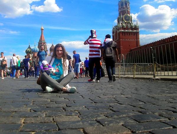 Мундиаль ЧМ 2018 фото 1 Анастасия Данилочкина АРТ-Релиз.РФ