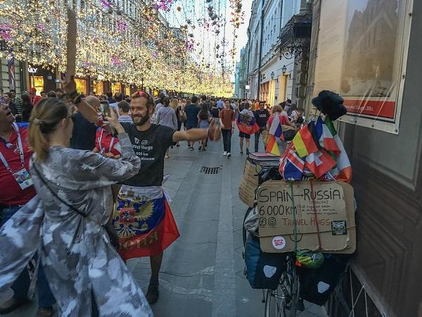 Мундиаль 2018 фото 8 Сергей Погорелый АРТ-Релиз.РФ