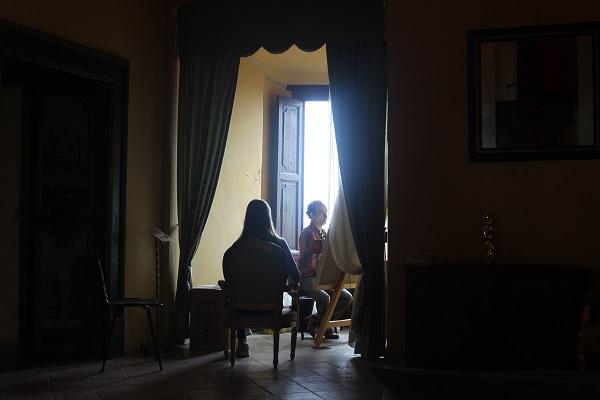 Музеи Санта-Северины предоставляют свои залы для работы художников, приехавших на пленэр