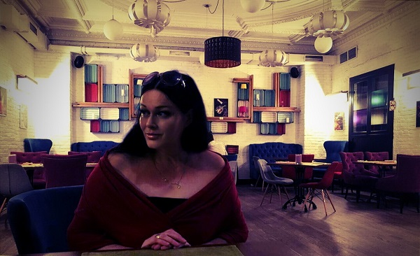Александра Загряжская АРТ-Релиз.РФ джазовая Москва фото 3 Арт-Релиз.РФ