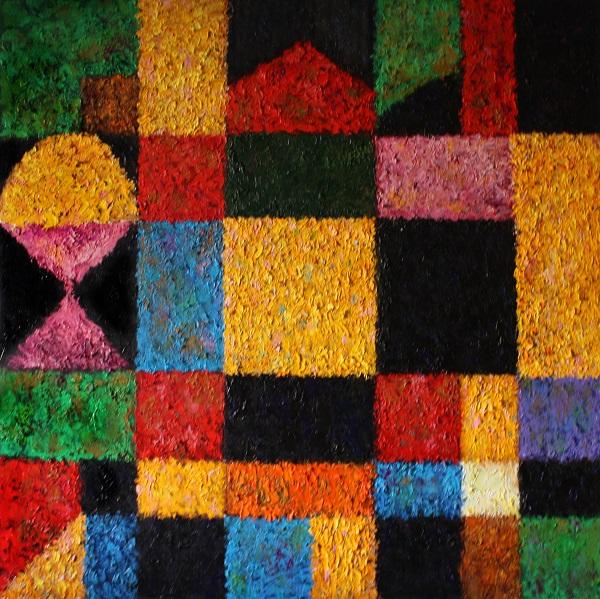 Ансар Галин. выставка Каландар. Творческая Мастерская Рябичевых Арт-релиз РФ (фото 7)