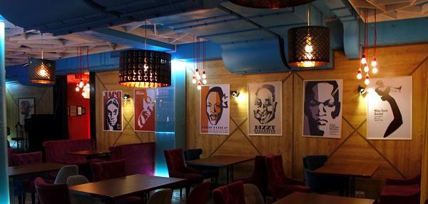 Джаз-клуб Сценарио фото 3 Арт-Релиз.РФ