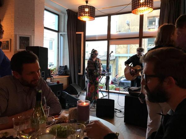Кафе Scenario фото 10 джаз-кафе Арт-Релиз.РФ