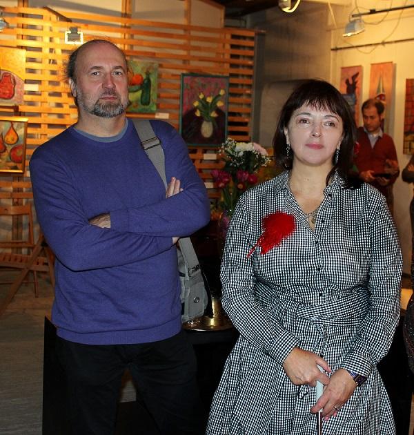 Художники Дмитрий Плотников Мария Туманова
