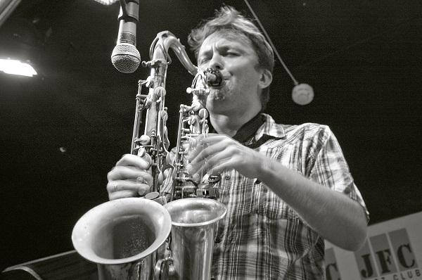 Алексей Круглов альт-саксофон