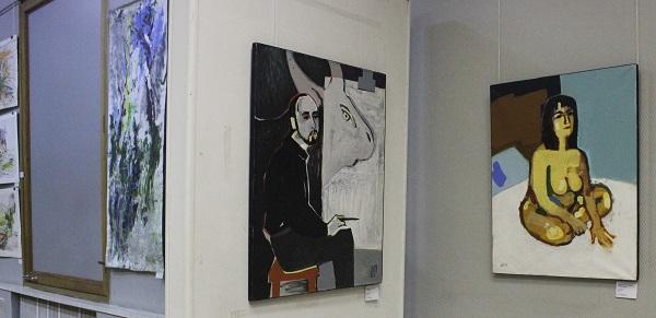 Выставка Ближний круг на Беговой АРТ-РЕЛИЗ.РФ