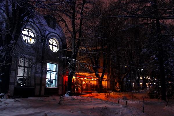 Аптекарский огород Зима Арт-Релиз.РФ фото Александра Загряжская