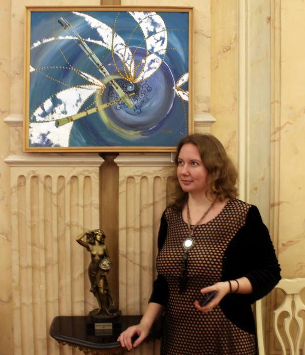 Выставка Веры Морозовой (Фото 17) Арт-Релиз.РФ