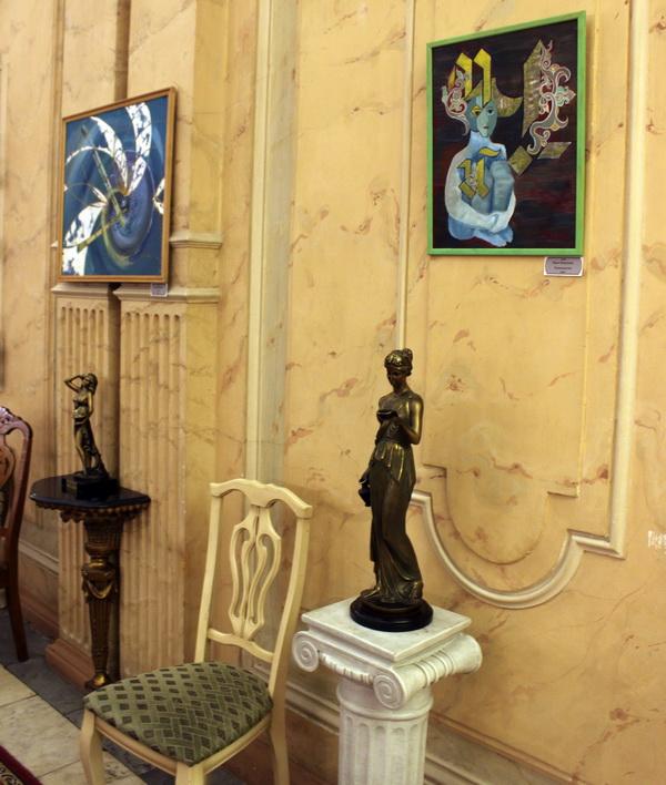 Выставка Веры Морозовой (фото 14) Арт-Релиз.РФ