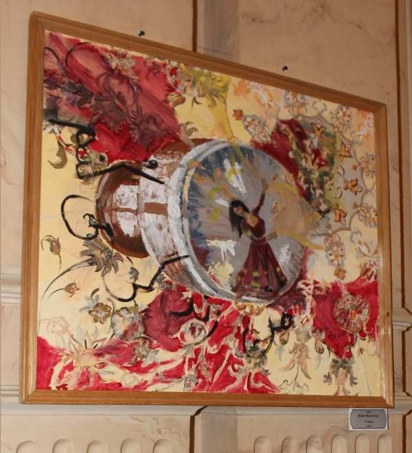 Выставка Веры Морозовой (фото 18) Арт-Релиз.РФ