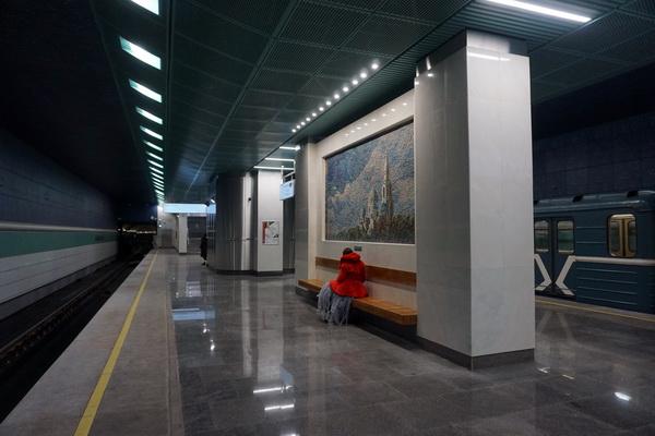 Станция Беломорская фото 2..АРТ-Релиз.РФ
