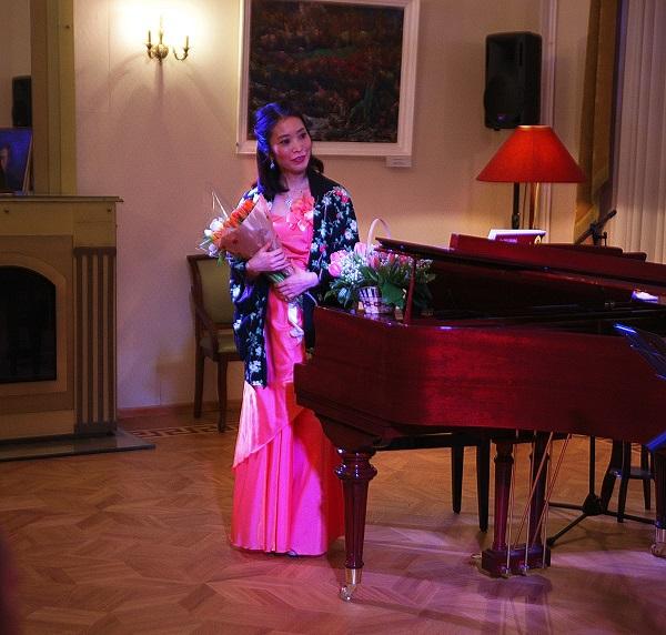 Томона Миядзаки в Доме Гоголя (фото 2)Арт-Релиз.РФ