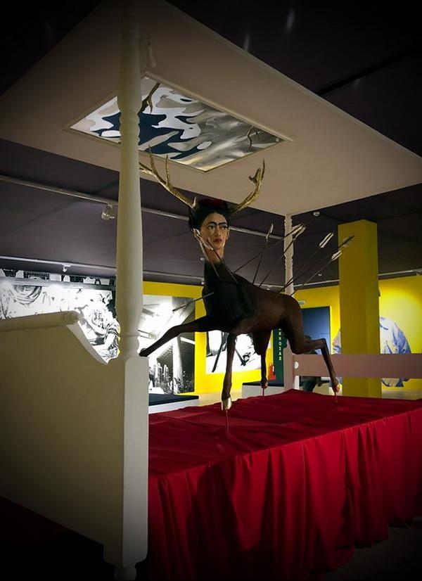 Фрида Кало выставка в Манеже фото 13 Арт-Релиз.РФ Фото Людмила Ятчени