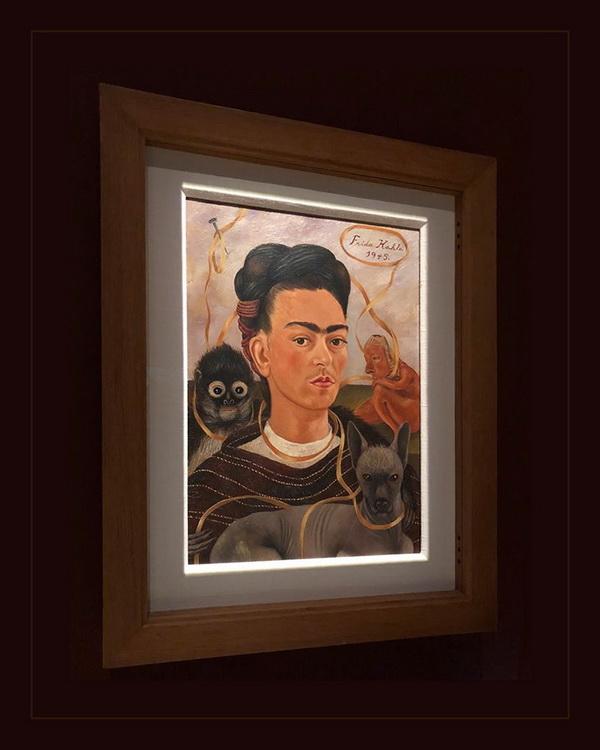 Фрида Кало выставка в Манеже фото 14 Арт-Релиз.РФ фото Людмила Ятчени