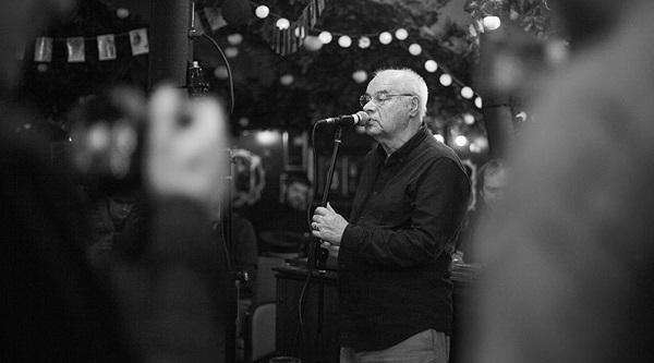 Михаил Сапожников арт-директор проекта «TRANE ZEN ART. Avant-Garde Jazz Laboratory» фото: Александр Панов