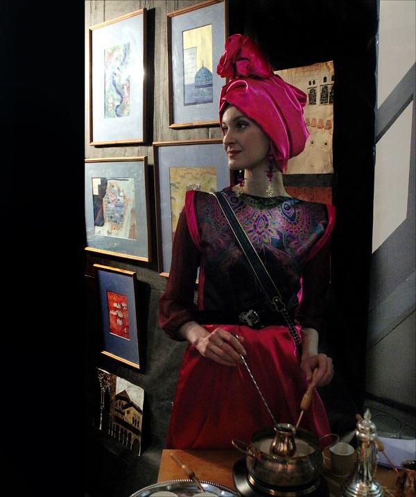 Софии Загряжская куратор выставки