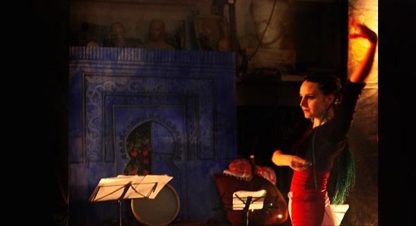 Мария Комыса выставка танец Творческая Мастерская Рябичевых Журнал ART-Reliz.RF, фото Арт-Релиз.РФ