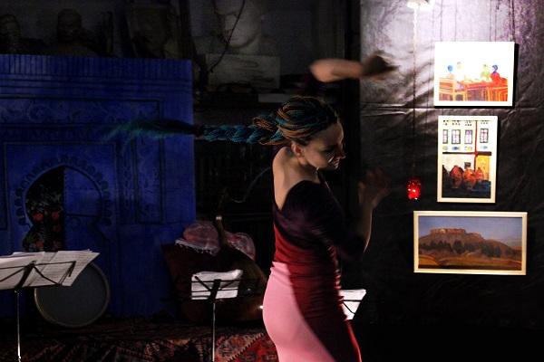 Мария Комыса испанский танец Творческая Мастерская Рябичевых Журнал ART-Reliz.RF, фото Арт-Релиз.РФ