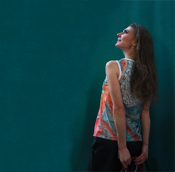 Автор модели дизайнер, художник Анастасия Данилочкина