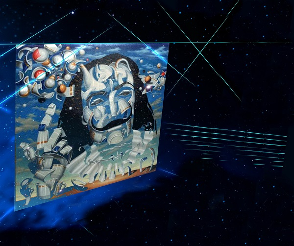 Первая Выставка на Луне, Евгений Матько, Арт-Релиз.РФ