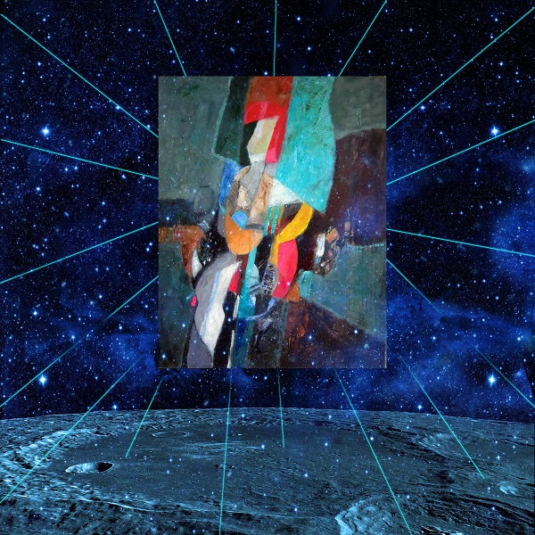 Первая Выставка на Луне Лариса Белима