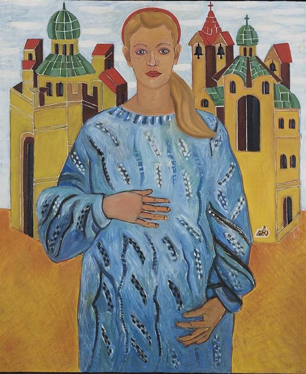 Библейская тема в творчерчестве Маргариты Юрковой фото 1 Арт-Релиз.РФ
