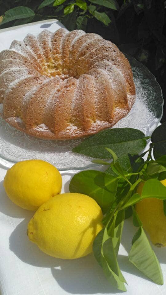 Лимонный кекс рецепт Таня Есер, Арт-Релиз.РФ, еда как искусство