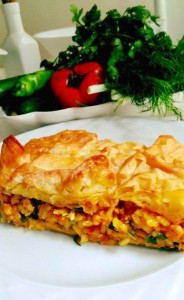 Рецепт турецкого пирога с русской начинкой