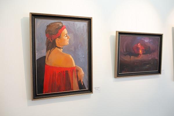 София Акимова, выставка
